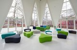 Softline Denmark, loungeset 2x drum and hocker_