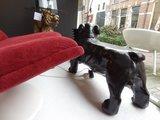 sidetable, footstool BULLDOG_