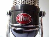 AIWA M18 Crystal microfoon_