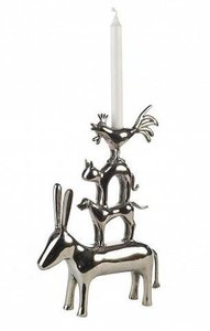 Pols Potten Candle holder, Animal