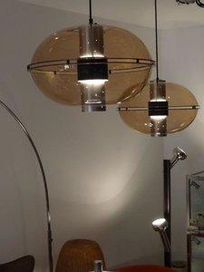 Raak Orbiter of sphere pendant by Raak Amsterdam