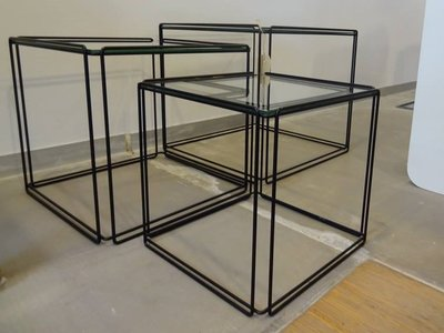 ISOCELE NESTING TABLES BY MAX SAUZE